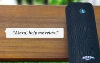 Amazon's Echo speaker. Picture: @AmazonEcho/Facebook.com.