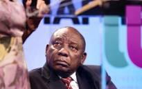 FILE: President Cyril Ramaphosa. Pictures: Sethembiso Zulu/EWN.