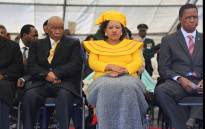 FILE: Former Lesotho first lady Maesiah Thabane (in yellow) is accused of masterminding the killing of her husband Tom Thabane's second wife, Lipolelo, in 2017. Picture: AFP