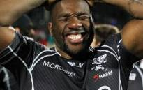 FILE:  Sharks' powerful prop forward Tendai Mtawarira. Picture: Supplied.