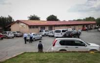 The Riverlea High School in Randburg. Picture: Abigail Javier/EWN