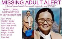 Jenny J Jiang. Picture: Pink Ladies Organisation.