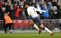 Tottenham's Son Heung-min celebrates his goal against Newcastle United during their English Premier League match on 2 February 2019. Picture: @SpursOfficial/Twitter