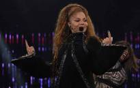 Janet Jackson performs at the 2018 MTV European Music Awards. Picture: @mtvema/Twitter