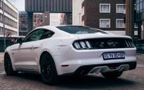 The Ford Mustang. Picture: Deen Schroeder.