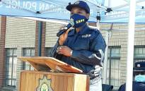Former deputy national police commissioner Bonang Mgwenya. Picture: @SAPoliceService/Twitter