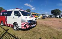One man was killed and another was injured in an industrial explosion in Cliffdale, KZN on Saturday 29 May 2021. Picture: Twitter/@ER24EMS