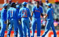 FILE: India are through to the Cricket World Cup semi finals. Picture: AFP.