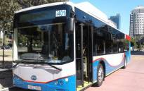 The City of Cape Town says its electric buses have undergone testing and meet the requirements. Picture: City of Cape Town.