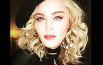 Madonna shared a selfie with fans, thanking them for birthday wishes. Picture: Instagram.