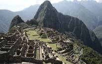 Machu Picchu in Peru. Picture: AFP