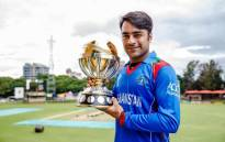 Afghan cricket star Rashid Khan will be playing in the new Mzansi Super League. Picture: Supplied