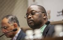 FILE: Justice Minister Michael Masutha. Picture: EWN.