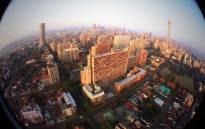 An aerial view of voting stations around Johannesburg. Picture: Aki Anastasiou/EWN