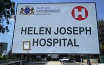 Helen Joseph Hospital. Picture: Facebook.