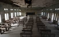 FILE: Empty classroom of the Government Science College where gunmen kidnapped dozens of students and staff members, in Kagara, Rafi Local Government Niger State, Nigeria, on 18 February 2021. Picture: Kola Sulaimon/AFP