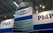 FILE: A Denel stand at an arms convention. Picture: @denelsoc/Facebook