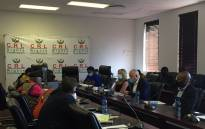 CRL Commission is holding hearings with Redefine Properties after Ndebele activist Thando Mahlangu was ordered to leave Boulders Mall in Midrand after being told his traditional attire was indecent. Picture: Veronica Makhoali/Eyewitness News.