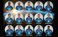The starting line-up for the Bulls when they face Blues at Loftus Versfeld on 22 February 2020. Picture: @BlueBullsRugby/Twitter.