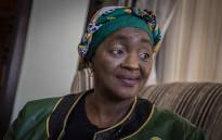 African National Congress Women's League president Bathabile Dlamini. Picture: Abigail Javier/EWN
