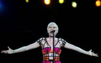 Jessie J performs during the Rock in Rio music festival in Rio de Janeiro, Brazil, on 15 September 2013. Picture:AFP.