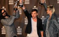 Thirty Seconds to Mars. Picture: AFP.