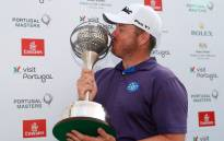 George Coetzee won the Portugal Masters on 13 September 2020. Picture: @EuropeanTour/Twitter