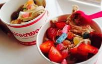 FILE: Famous Brands bought a 70% stake in the Wakaberry self-service chain of frozen yoghurt bars. Picture: Facebook.