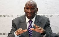 FILE: Police Minister Bheki Cele is again calling on men to stop brutalising women and children after police arrested an Eastern Cape man accused of killing his family. Picture: EWN.