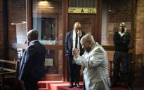 Former President Jacob Zuma at the Pietermaritzburg High Court on 23 May 2019. Picture: Sethembiso Zulu/EWN.