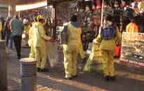 Pikitup is keen for volunteers to help clean CBDs across the country once a month. Picture:Kgothatso Mogale/EWN