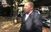 SACP general secretary Blade Nzimande arrives in Emmerentia to vote on 8 May 2019. Picture: EWN
