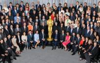 Oscar nominees gathered for a group photo ahead of the Academy Awards ceremony on 24 February 2019. Picture: Twitter/TheAcademy