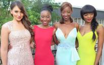 Miss SA 2016 finalists, who will be celebrating Valentine's Day together, shared with EWN just what their idea is of a romantic date. Picture:  Louise McAuliffe/EWN