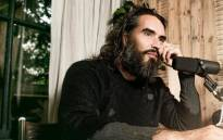 English comedian Russell Brand. Picture: @RussellBrand/Facebook.com.