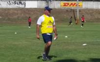 John Dobson at Stormers training ahead of the Super Rugby opener against the Hurricanes at Newlands on 1 February 2020. Picture: Ayanda Felem/EWN