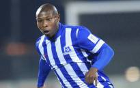 A screengrabbed image of Maritzburg United midfielder Mondli Cele who passed away in a car crash on Saturday 16 January 2016.