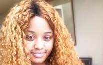 Bongekile 'Babes Wodumo' Simelane. Twitter/@BABESWODUMO