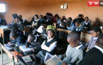 There is still no furniture at some Eastern Cape schools, despite an assurance by President Jacob Zuma. Picture: Sebabatso Mosamo/EWN