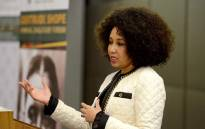 FILE: Minister of International Relations and Cooperation Ms Lindiwe Sisulu. Picture: Dirco