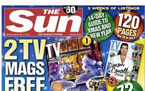 The Sun newspaper has pictured topless models on page three since shortly after Murdoch bought the title in 1969. Picture: Daily Sun Facebook Page.