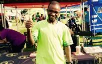 Comrades Marathon medallist Siphiwe Ndlela. Picture: @ComradesRace/Twitter.