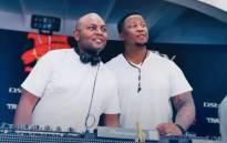 FILE: DJs Euphonik and Fresh. Picture: YouTube screenshot.