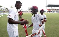 West Indies needed only 14 runs in their second innings. Picture: Twitter.