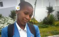 Janet Ntozini was murdered after defending a disabled boy in Vrygrond. Picture: Muizenberg High School/facebook.com