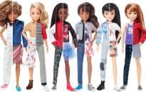 Mattel's new Creatable World dolls. Picture: www.mattel.com