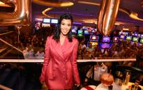 Kourtney Kardashian. Picture: AFP
