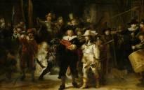 The Night Watch' by Rembrandt van Rijn. Picture: rijksmuseum.nl