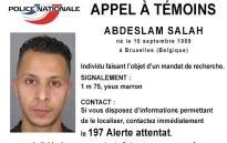 Abdeslam Salah is wanted by French police following the Paris attacks on Friday 13 November 2015. Picture: French Police Nationale.