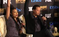 Terrence Howard and Taraji Henson, who play Lucious and Cookie Lyon are in the country to promote the third chapter of the upcoming season of 'Empire'.
